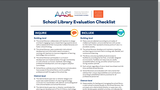 School Library Evaluation Check List