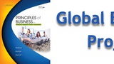 Global Business Project (Cengage)