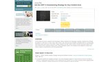 Get the GIST: A Summarizing Strategy for Any Content Area