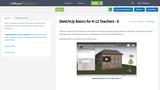 SketchUp Basics for K-12 Teachers - 8
