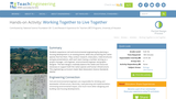 Working Together to Live Together