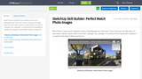 SketchUp Skill Builder: Perfect Match Photo Images