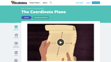 The Coordinate Plane: The Treasure Hunt