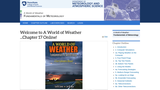 A World of Weather: Fundamentals of Meteorology, Chapter 17