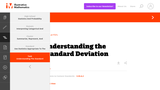 Understanding the Standard Deviation