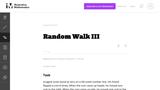 Random Walk III