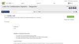 Labs For Collaborative Statistics - Teegarden