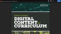Digital Content Guide--Center for Digital Education