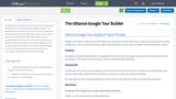 The Iditarod-Google Tour Builder