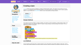 Creating a Quiz with Scratch