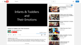 Infants & Toddlers and Their Emotions