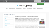 Introductory Chemistry- 1st Canadian Edition