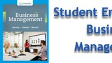 Cengage Business Management Student Enrichment Activities & Solutions CH 1-5