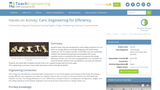 Cars: Engineering for Efficiency