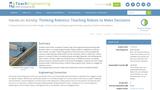 Thinking Robotics: Teaching Robots to Make Decisions