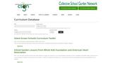 California School Garden Network Curriculum