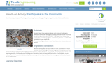 Earthquake in the Classroom