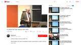 Yale CHEM 125: Lecture 22 -  Radical and Type Theories (1832-1850) (Video & Lecture Notes)