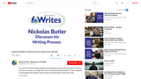 Nickolas Butler's Writing Process (Wisconsin Writes)