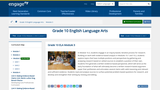 Grade 10 ELA Module 3