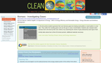 Biomass - Investigating Gases