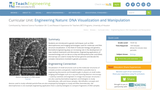 Engineering Nature: DNA Visualization and Manipulation